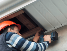 soffit roofing