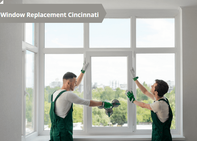 Window Replacement Cincinnati