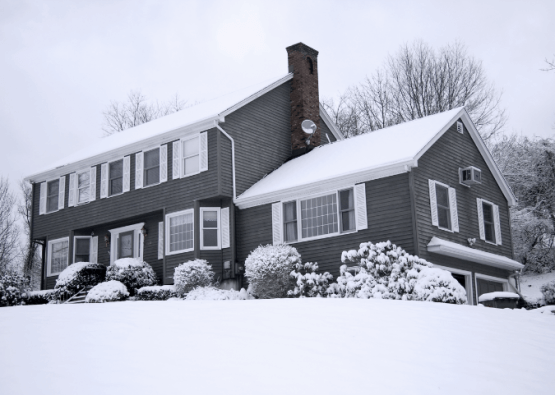 Roof Types for Cold Weather