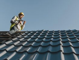 Summer roofing